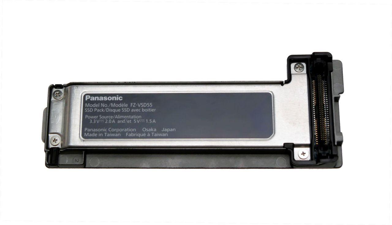 Panasonic Toughbook 55, FZ-55