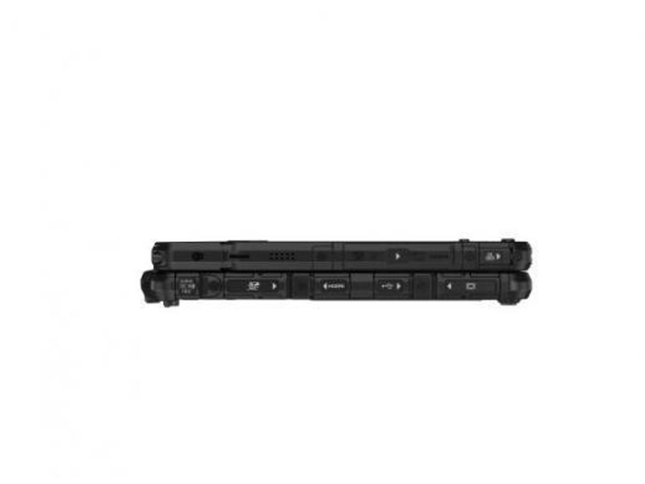 Panasonic Toughbook CF-20 ports 3