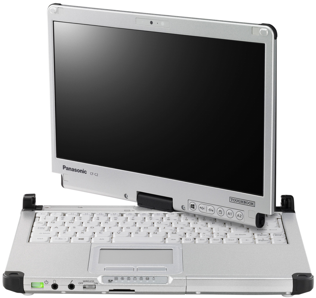 Panasonic CF-H2 Convertible desktop