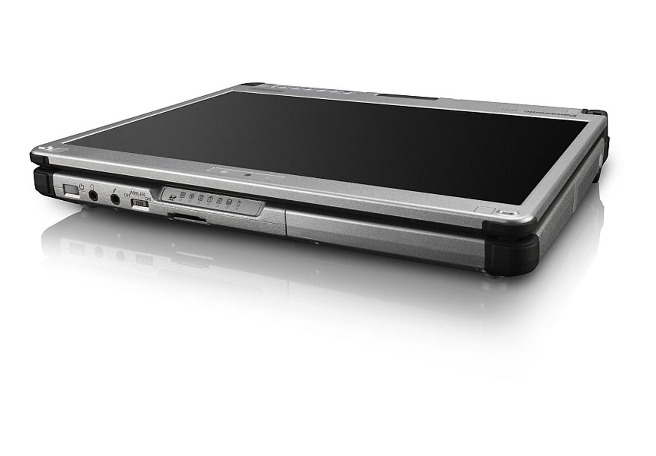 Panasonic CF-H2 tablet mode