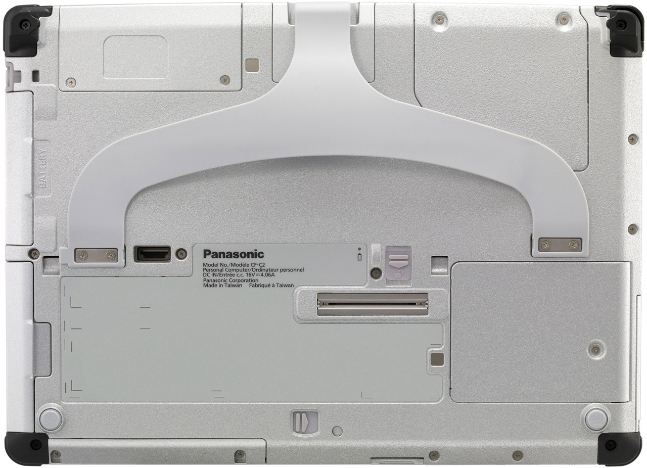 Panasonic CF-H2 - Bottom with Hand Strap