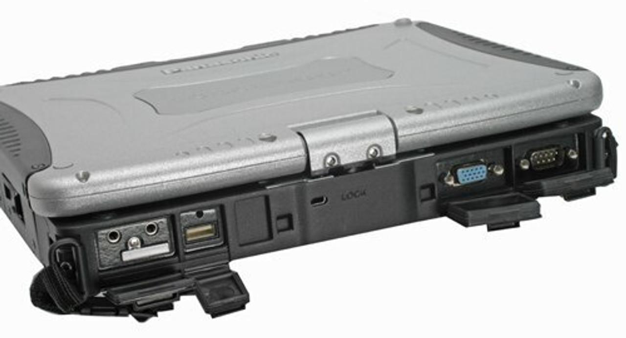 Panasonic CF-19 ports and slots 1