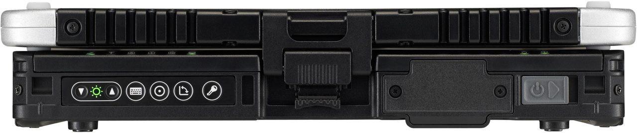 Panasonic CF-19 ports and slots 4