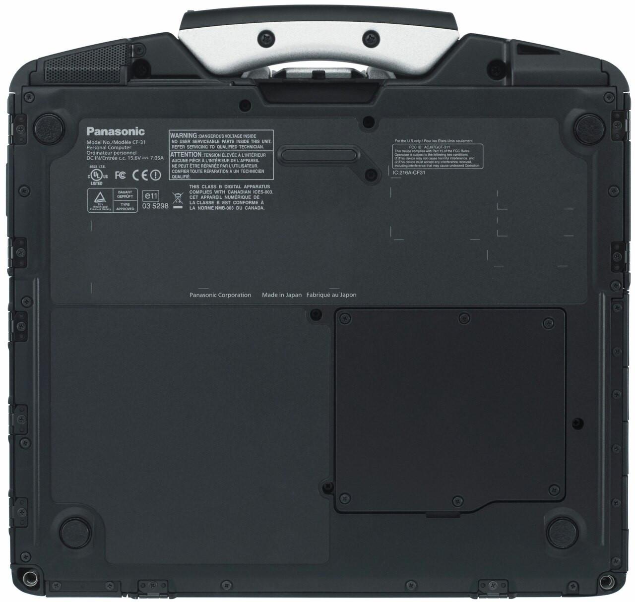 Panasonic Toughbook 31, CF-31  i5