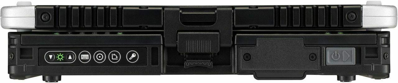 Panasonic CF-19 MK4  ports and slots 4