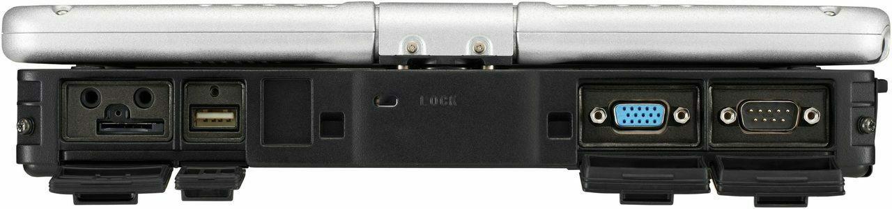 Panasonic CF-19 MK4  ports and slots 3