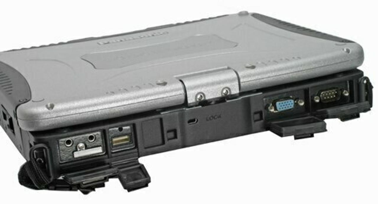 Panasonic CF-19 MK4  ports and slots 1