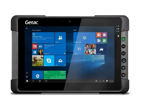 "Getac T800 G2 Premium USA,Intel Atom Processor x7-Z8750,8.1""+Webcam,Windows 10 Pro x64 with 8GB RAM ,128GB eMMC,Sunlight Readable (LCD+Dual mode Touchscreen and Digitizer),US Power cord,8M Rear Camera,WIFI+ BT + GPS+ 4G LTE (US/EU) + Pass-through,TPM"