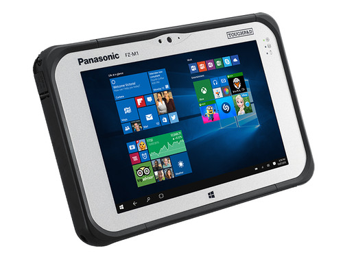 Panasonic Toughpad M1, FZ-M1