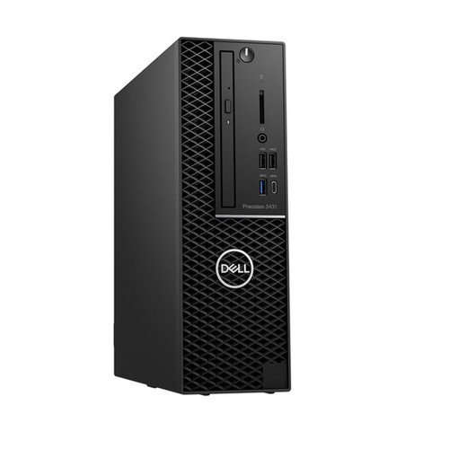 Dell Precision 3431 Desktop, Intel Core i7-9700 (12MB, 3.0 GHz, 8-Cores) with UHD Graphics 630, 32 GB DDR4 RAM, 512GB NVMe  SSD, NVIDIA(R) Quadro(R) P620, Windows 10 Professional