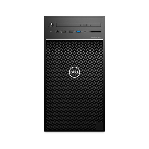 Dell Precision 3630 Desktop, Intel Core i7-9700 (12MB, 3.0 GHz, 8-Cores) with UHD Graphics 630, 16 GB DDR4 RAM, M.2 512GB SSD, NVIDIA(R) Quadro(R) P620, DVD Writer, Windows 10 Professional
