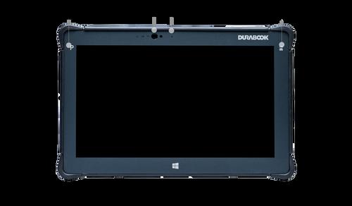 "Durabook R11 Field, 11.6"" FHD (1920 x1080) Sunlight Readable 500 nits Touchscreen, Intel® Pentium® Processor 4417U 2.30 GHz , Win 10 Pro,  4GB RAM, 64GB SSD, Bluetooth 5.0, GPS + 4G LTE, 2MP Front Camera, 5MP Rear Camera, IP65, 3-Year Warranty"