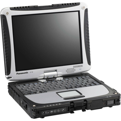 Panasonic CF-19 MK4 front