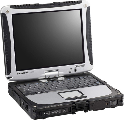 "Panasonic Toughbook 19, CF-19 MK3, 10.1"", Intel Core 2 Duo SU9300 1.20GHz, Win 7 Professional"