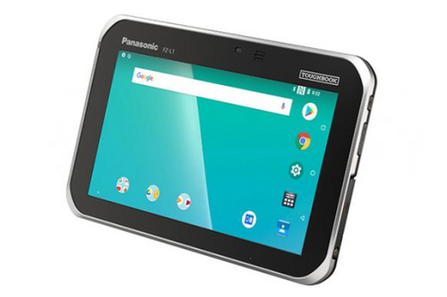 """Panasonic Toughbook L1, FZ-L1, 7.0"""", Qualcomm Snapdragon MSM8909 1.1GHZ, Android 8.1"""