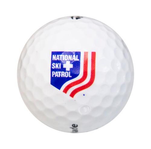 NSP Branded - Golf Balls - 3pk
