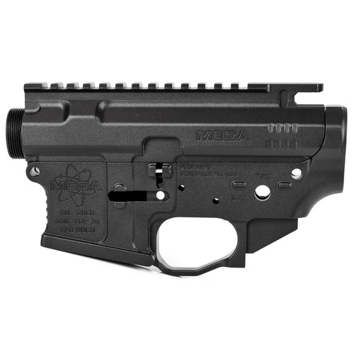 AR15 BILLET GTR-3H AMBI RECEIVER SET