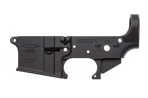 CM4 5.56 Forged Lower Receiver