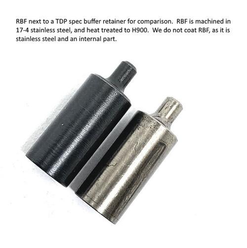 RBF (Reinforced Buffer retainer, Forward Controls)
