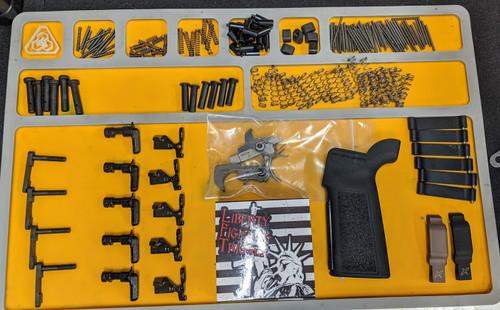 Rain Shadow Armory - Customizable Enhanced Lower Parts Kit