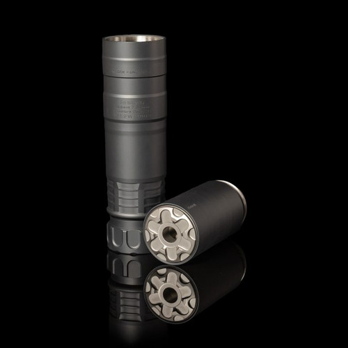 Radiant762 Lightweight Suppressor with ADAPT™ Modular Technology
