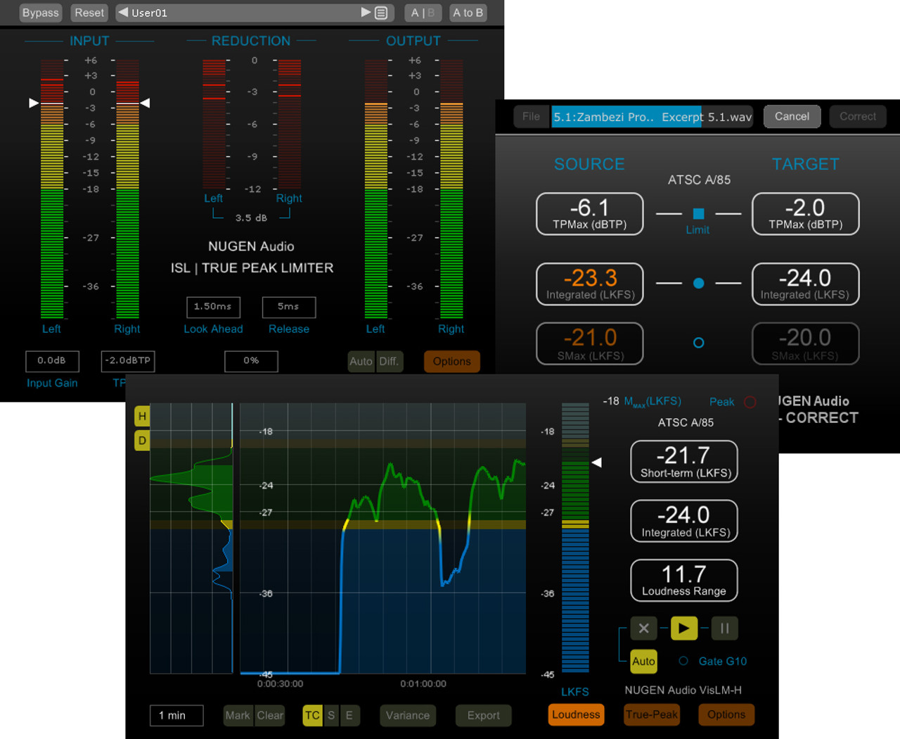 Nugen Audio Loudness Toolkit 2 8 - K&S Music, Inc