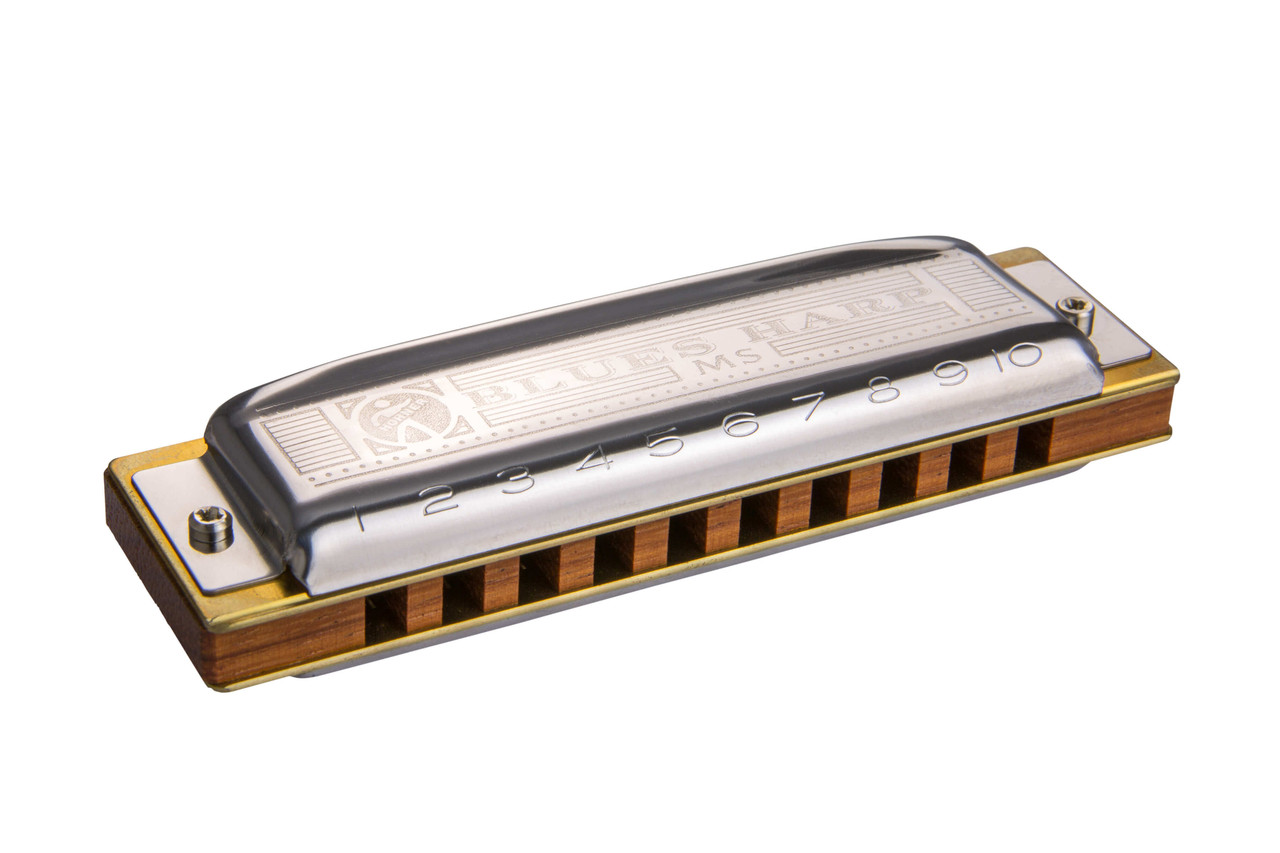Hohner 590BX-A Harmonica Key of A