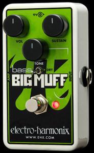 Electro-Harmonix Nano Bass Muff Distortion/Sustainer for Bass