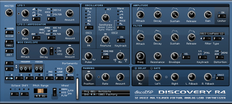 discoDSP Discovery Analog Synthesizer