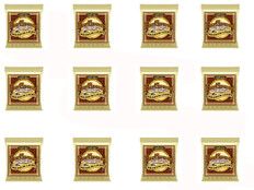 Ernie Ball 2003 Medium Light Earthwood 80/20 Bronze Acoustic Guitar Strings 12 Pack Special