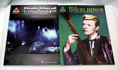 Classic Rock Book Bundle: Pink Floyd, David Bowie, and AC/DC