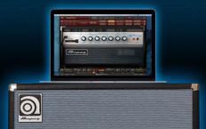 IK Multimedia Amplitube SVX 2 Bass Amp Effects Software e-Delivery