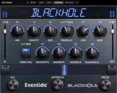 Eventide Blackhole Otherworldly Reverb Plug In