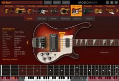 IK Multimedia MODO Bass Plug In