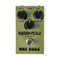 Way Huge WM42 Russian Pickle Smalls Fuzz Pedal