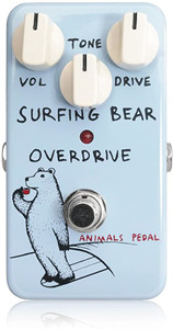 Animals Surfing Bear Overdrive Pedal