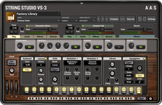 Applied Acoustics Systems String Studio VS 3 e-Delivery