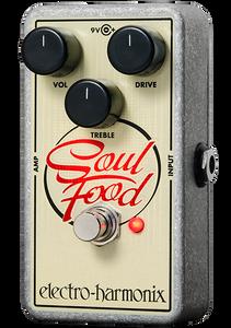 Electro-Harmonix Soul Food Guitar Overdrive Pedal