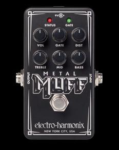 Electro-Harmonix Nano Metal Muff with Noise Gate