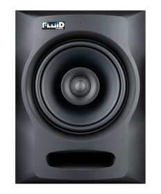 "Fluid Audio FX80 2-way Coaxial, 8"" Powered Reference Monitor (Single Monitor)"