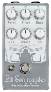 EarthQuaker Bit Commander Guitar Analog Octave Synth