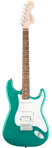 Squier Affinity Stratocaster HSS Race Car Green 0370700592