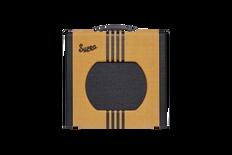 Supro Delta King 12 1x12 15 Watt Tube Amplifier Tweed w/ Black Stripes