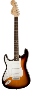 Squier Affinity Stratocaster Left-Handed  Brown Sunburst  0370620532