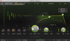 FabFilter Timeless 3 Advanced Delay Plug-In E-Delivery
