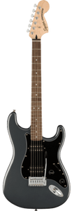 Squier Affinity Stratocaster HH Charcoal Frost Metallic 0378051569
