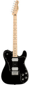 Squier Affinity Series Telecaster Deluxe Black  0378253506