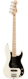 Squier Affinity Series Precision Bass PJ Olympic White 0378553505