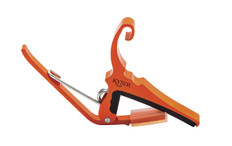 Kyser KG6 Capo for Acoustic Guitar Orange Blaze