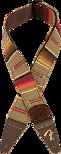 "Fender 2"" Sonoran Strap Sedona  0992132543"